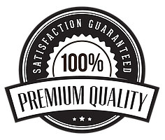 100pct Premium Quality Guarantee